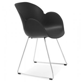Krzesło TESTA - Czarny