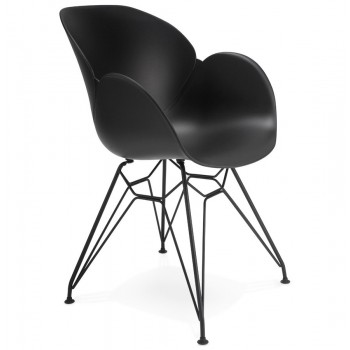 Krzesło UMELA - Czarne