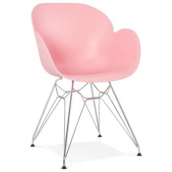 Krzesło CHIPIE - Różowe