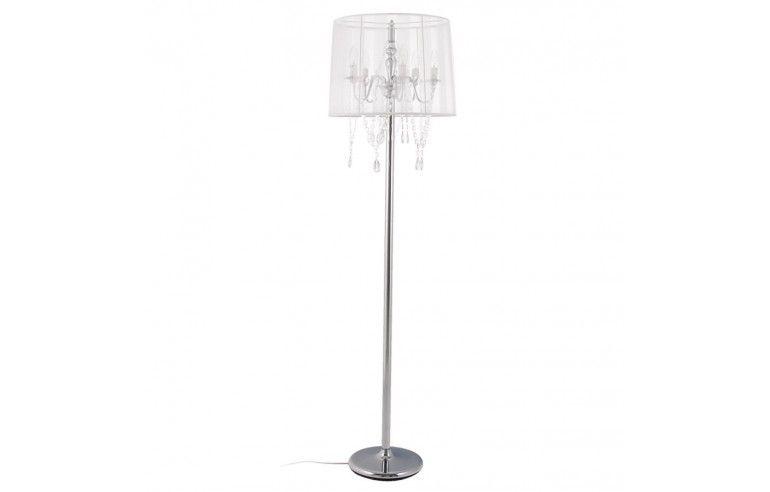 Kokoon Design - Lampa podłogowa LOUNGE - Biała