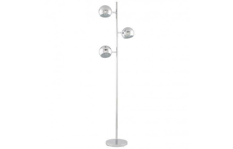 Kokoon Design - Lampa podłogowa GLOBUS - Chrom