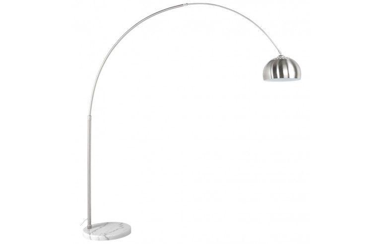 Kokoon Design - Lampa podłogowa BIGHO - Stal szczotkowana