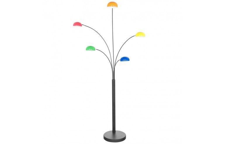 Kokoon Design - Lampa podłogowa BUSH - Kolorowa