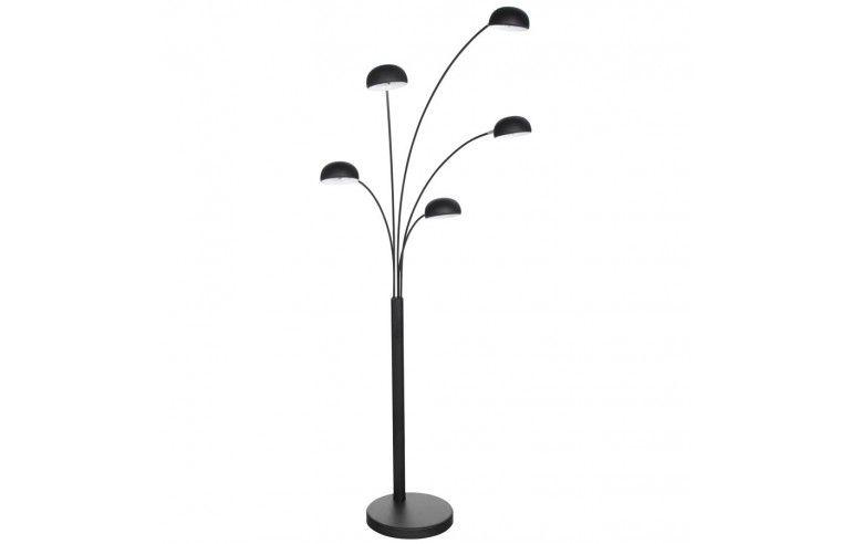 Kokoon Design - Lampa podłogowa BUSH - Czarna
