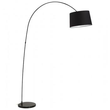 Kokoon Design - Lampa podłogowa KAISER - Czarna