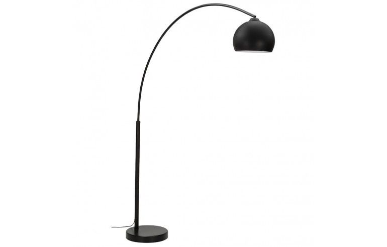 Kokoon Design - Lampa podłogowa FERDI - Czarna