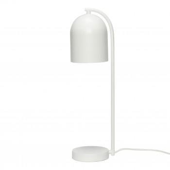 Lampa stołowa, biała Hübsch