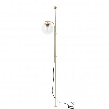 Metalowa lampa ścienna Hübsch