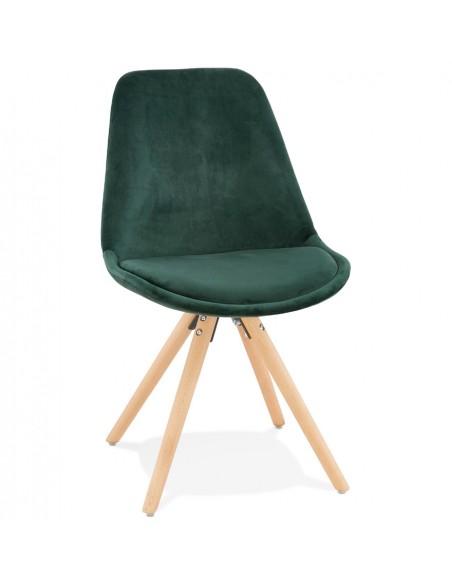 Kokoon Design - Krzesło designerskie JONES - Zielony