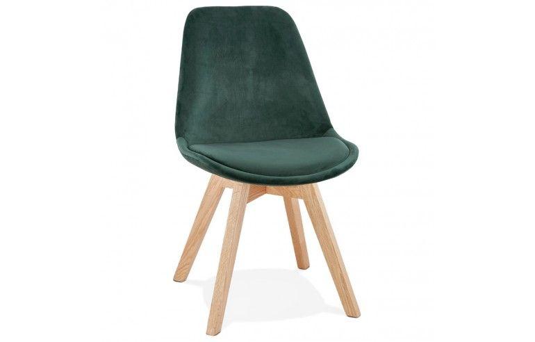 Kokoon Design - Krzesło designerskie PHIL - Zielony