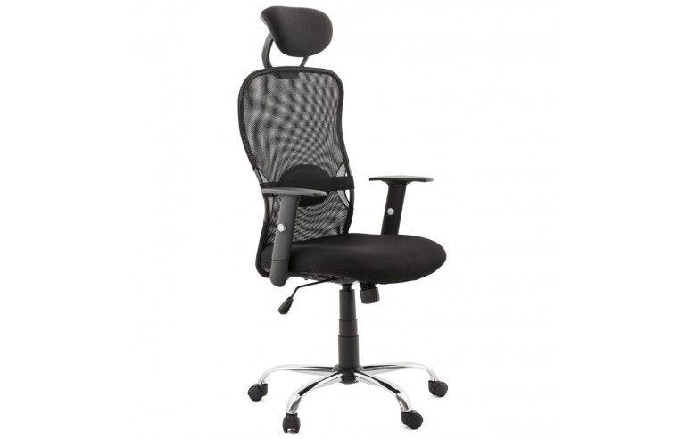 Kokoon Design - Krzesło biurowe SOVIET - Czarny