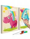 Zestawy do malowania dla dzieci