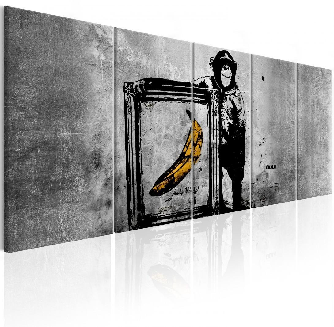 Obrazy Banksy