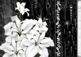 Fototapeta w kwiaty 3d