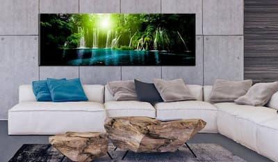 Obrazy na płótnie wodospady