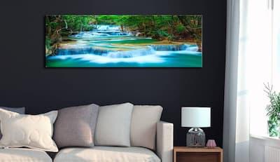 Obrazy wodospady na ścianę