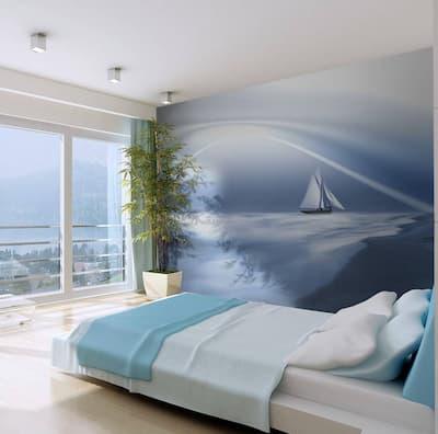 Tapety na ściany do sypialni