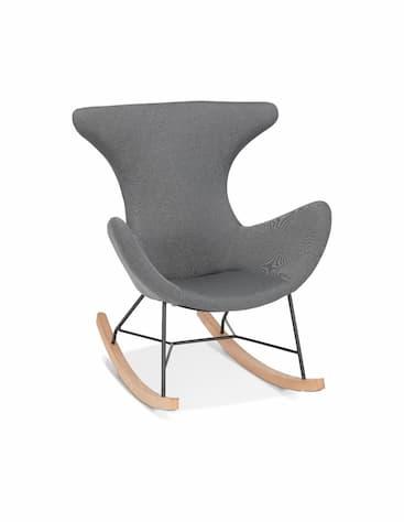 Designerskie fotele bujane