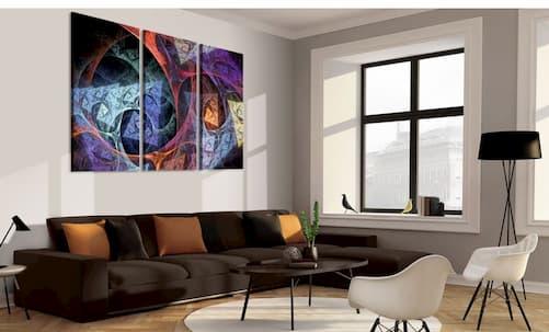 Obrazy do salonu nowoczesnego