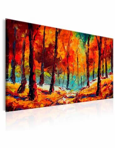 Obrazy na płótnie ręcznie malowane