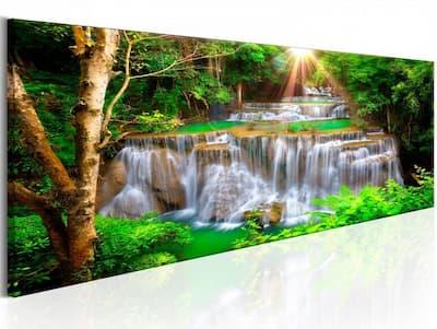 obrazy wodospadów