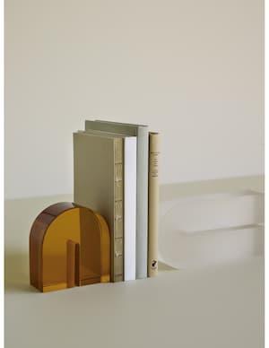 Podpórki do książek typu bookend
