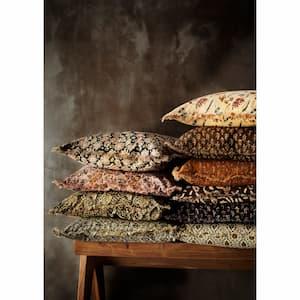 Poduszki dekoracyjne boho n aławce